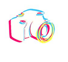 ICP Hack the Photo logo
