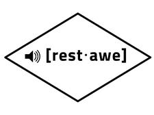 [rest·awe]youth logo