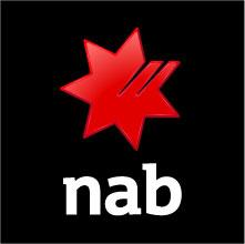 NAB on George logo
