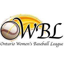 Ontario Women's Baseball League logo
