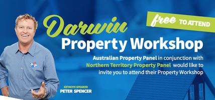 Darwin   It's your turn to learn how to invest in...