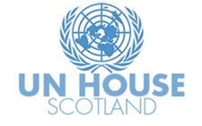 United Nations House Scotland  logo