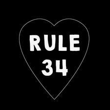 RULE 34 logo