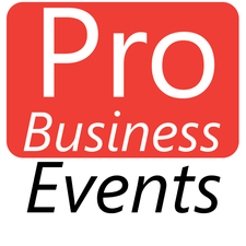 Pro Business Events logo