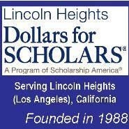 Lincoln Heights Dollars for Scholars logo