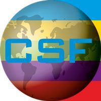 Cercle des Solidarités Francophones  logo