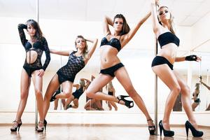 Dance 411: Naughty Fitness Classes! (Twerk-Fit,...