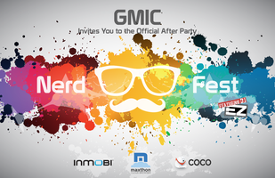GMIC'S Official After Party -- NERD FEST