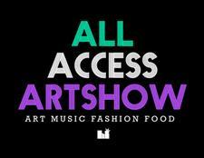 All Access Art Show logo