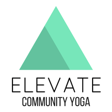 Elevate - Community Yoga logo