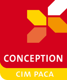 PF Conception CIM PACA logo