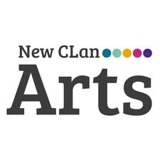 New CLan Arts - New College Lanarkshire logo