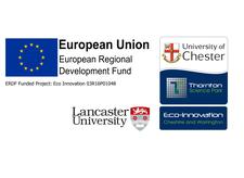 Eco-Innovation Cheshire and Warrington logo