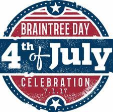 Braintree 4th of July Committee  logo