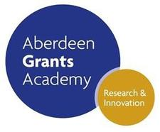 The Grants Academy/Research & Innovation logo