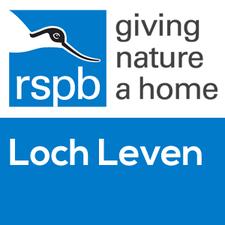 RSPB Scotland Loch Leven logo
