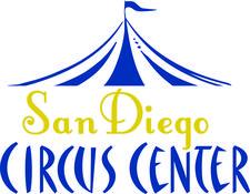 San Diego Circus Center logo