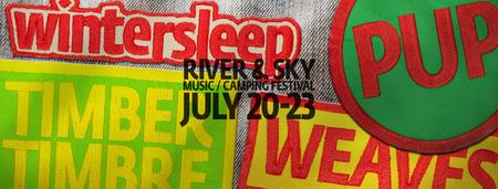 River & Sky 2017 - Music/Camping Festival