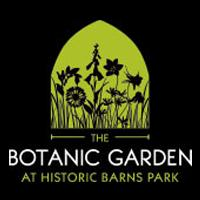 The Botanic Garden at Historic Barns Park logo