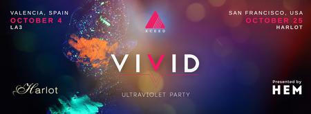 VIVID - A Blacklight Party