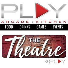 Play Arcade + Kitchen logo