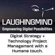 Laughing Mind logo