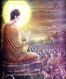 Manjushri Lineage Buddha Dharma Center 文殊傳承佛法中心 logo