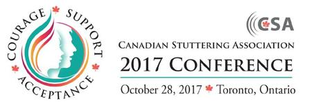 Canadian Stuttering Association Annual Conference 2017