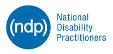 National Disability Practitioners logo