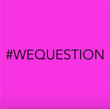 We Question logo