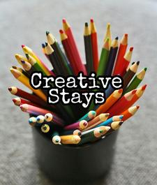 Creative Stays logo