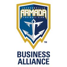 Jacksonville Armada FC - Armada Business Alliance  logo