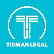 Tidman Legal logo