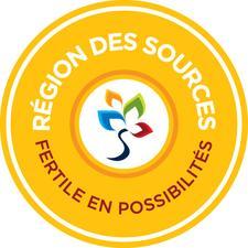 Municipalité régionale de comté (MRC) des Sources logo