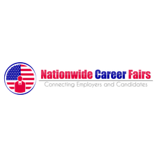 Nationwide Career Fairs logo