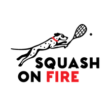 Squash On Fire logo