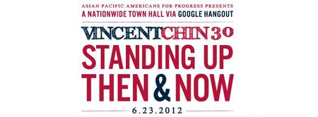 Vincent Chin 30: Standing Up Then and Now, A Bay Area...