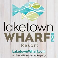 Laketown Wharf logo