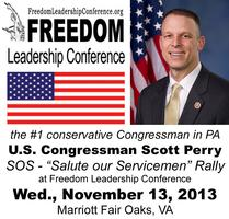 """Salute our Servicemen"" with Congressman Scott Perry"