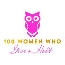 100 Women Who Give A Hoot logo