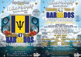 BajanRumShop Presents BARBADOS 47th INDEPENDENCE DANCE...
