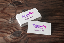 South Wales Networking for Women logo