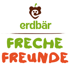 erdbär - Freche Freunde logo