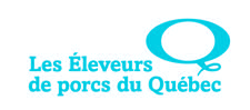 Les Éleveurs de porcs du Québec logo