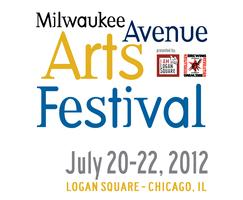 2012 Milwaukee Avenue Arts Festival 3-Day Wristbands