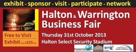 Halton and Warrington Business Fair 2013