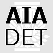 AIA Detroit logo