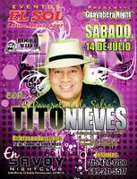 """GUAYABERA NIGHT CON TITO NIEVES"""