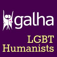 Galha LGBT Humanists logo