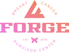 Forge Breast Cancer Survivor Center logo